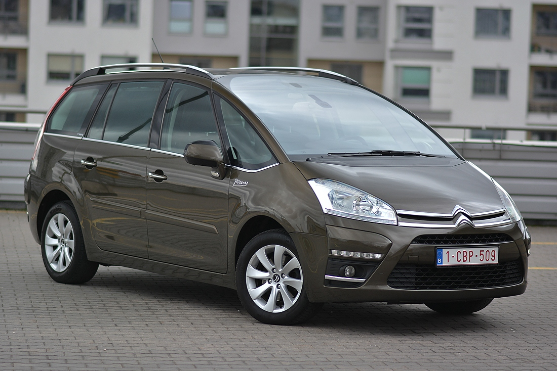 citroen grand c4 picasso 2 0 hdi 150hp automat navi. Black Bedroom Furniture Sets. Home Design Ideas