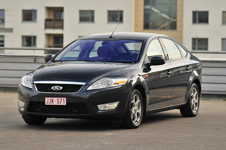 ford mondeo mk4 1 8 tdci 125km platinium cars. Black Bedroom Furniture Sets. Home Design Ideas